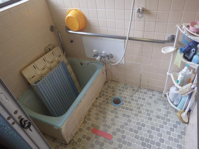 I様邸 浴室・洗面改修工事 施工前