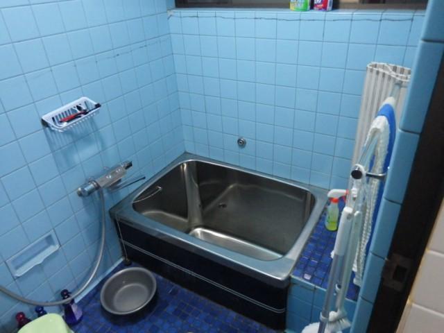 K様邸 浴室リフォーム 施工前