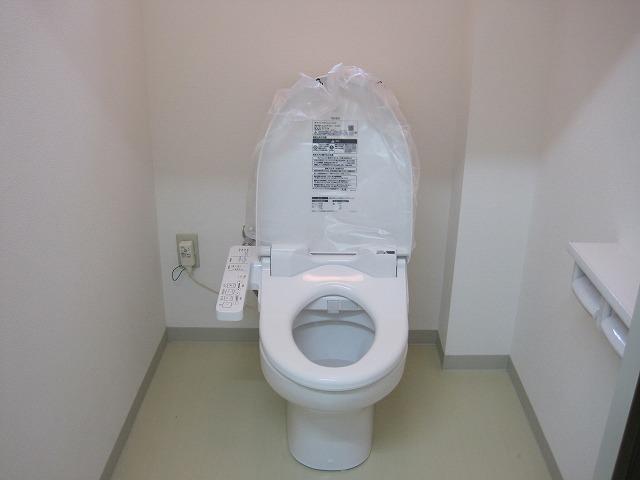 某事務所 トイレ改修工事①施工後