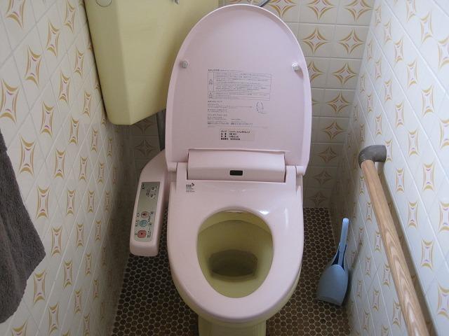 I様邸 トイレ改修工事 施工前