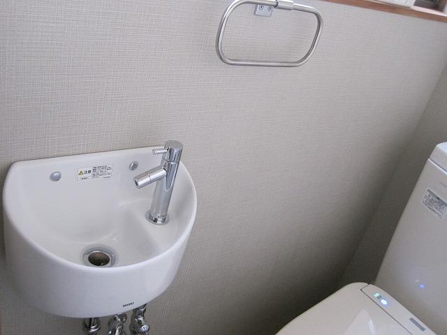 I様邸 トイレ改修工事施工後
